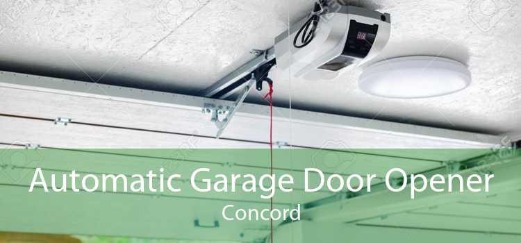 Automatic Garage Door Opener Concord