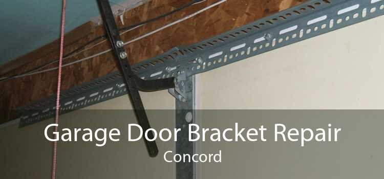 Garage Door Bracket Repair Concord