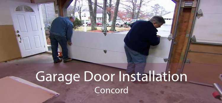 Garage Door Installation Concord
