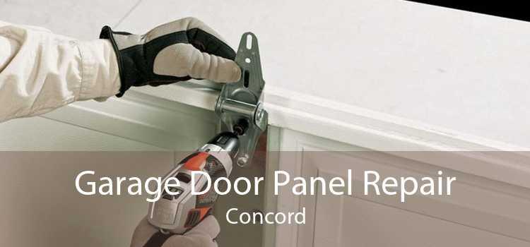 Garage Door Panel Repair Concord