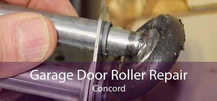 Garage Door Roller Repair Concord