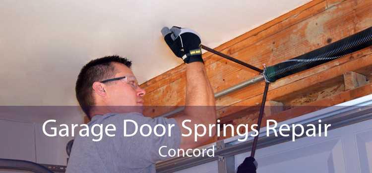 Garage Door Springs Repair Concord
