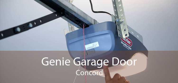 Genie Garage Door Concord