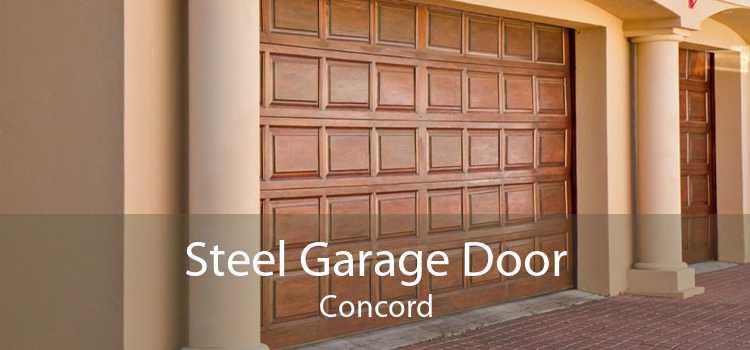 Steel Garage Door Concord